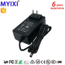 UL Level 6 class 2 100-240V ac dc power adapter 36W 18v 2a switching power supply