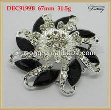 DEC9199 wholesale fashion chair sash brooch