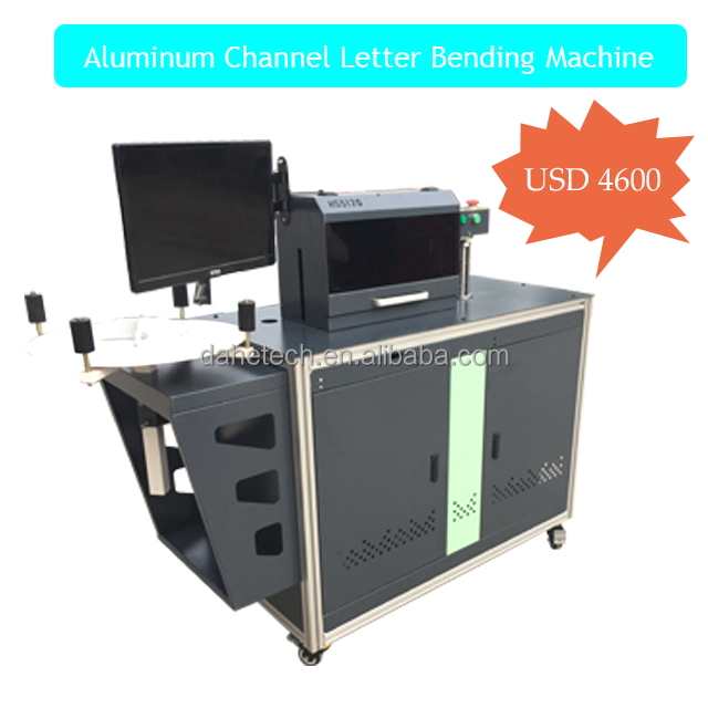 DH-5150 Sign board Channel letter Bending and Making Machine Supplier for sale
