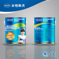 children interior wall paint/coating thermal insulation coating furniture wood primer coating