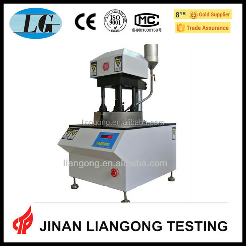 Stone Abrasion and Wear Resistance Test Machine+Building Stone Abrasion and Wear Resistance Test Machine