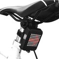 Bright 64 LED Wireless Turn Signals Bike Light- Rechargeable Led Bike Taillight- Perfect Safety Bicycle Light for Long Distance