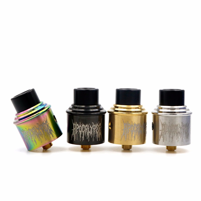2017 High quality atomizer Apocalypse RDA/Hadaly RDA/Reload RDA Clone with huge vapor
