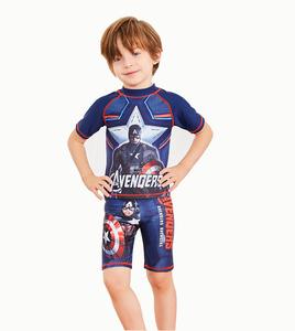 40b7dd6eb0d 3 Pcs Swimwear Child Swim Baby Suit Swimming Rashguard Infant Boy Swimsuit  Kid