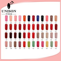 Sales rainbow colors organic precision oem UV/ LED nail gel polish