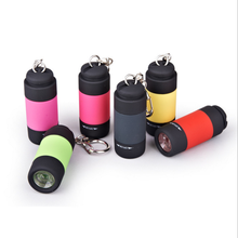 Factory Geepas Self Defensive Mini Rechargeable LED Flashlight