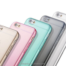 for iPhone 5S se Case Clear Transparent TPU Bumper Rubber Skin for iPhone 5 5S 5G 5th for iphone 6/6s plus