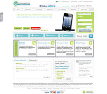 Mobile Online Selling Website Design & Development