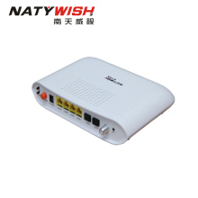 4FE (1GE+3FE ) CATV EPON ONU Wifi provides EPON access and HFC network