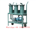 China Cheap Price High Efficiency Portable Type Oil Treatment Equipment