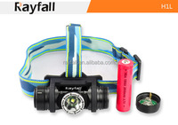 Rayfall H1L 557 Lumens rechargeable solar led headlights