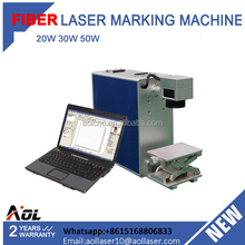 portable laser marking machine price for plastic/tag/key chains/pen/metal/pipe