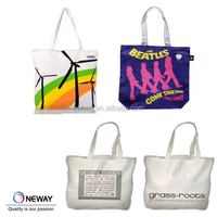 100% Canvas Tote Bag