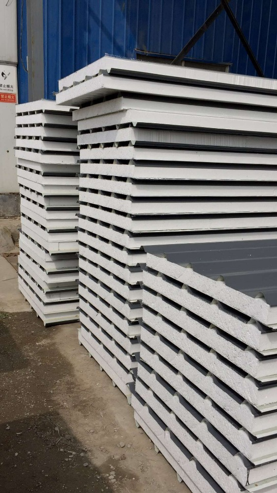China High quality EPS sandwich panels