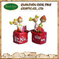 Lovely Resin Cartoon figurine gifts