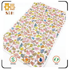 High Quality Breathable Summer Infant Contured Changing Pad Cover