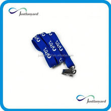 Promotional fashion multicolor series can koozie lanyard in special style