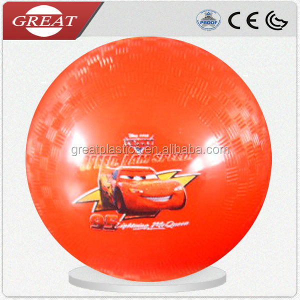 cheap price toy ball inflatable ball sticker ball for kids play