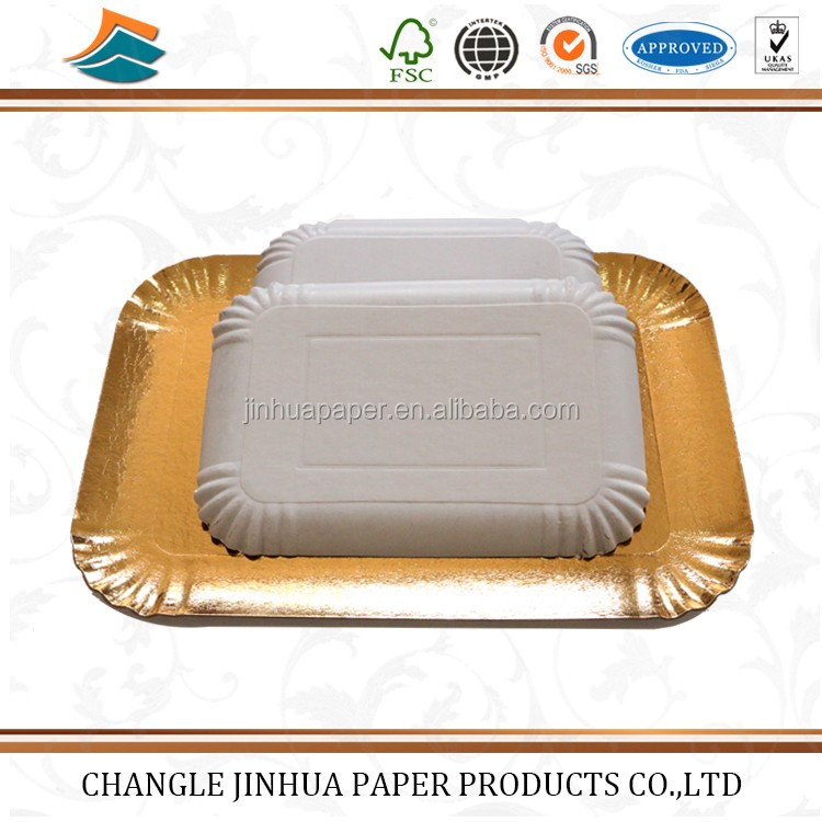 new paper food tray( cardboard)