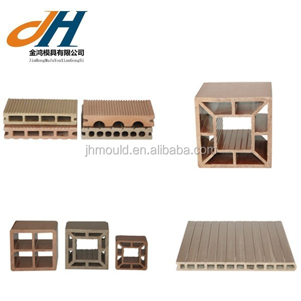 PE Product WPC Wood Plastic Extrusion Mould