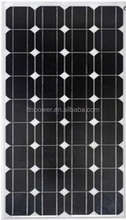 photovoltaic 150W MONO/POLY solar panels for power station on grid