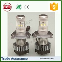 12v led tractor work light Led C-ree 20W H4 H7 H8 Car Headlights Electric Auto Modified Lamps