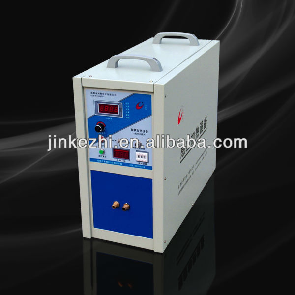 IGBT portable high frequency 5kw induction heating