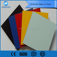 Building exterior curtain walls Aluminum Composite Panels
