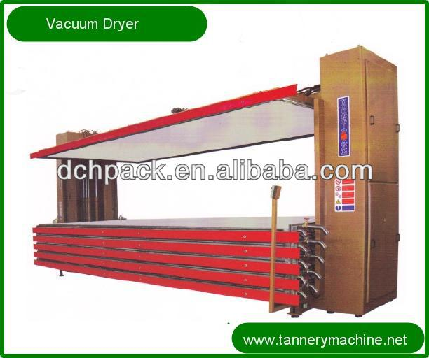 Italy quality leather drying machine 2P TO 5P leather vacuum dryer supplier