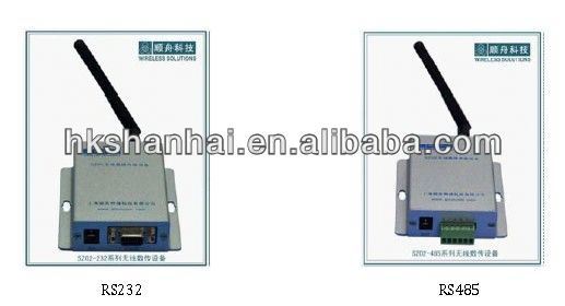 Hot sales RS232 to ZigBee wireless module