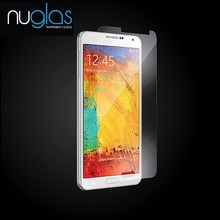 Golden supplier Nuglas Film guard tempered glass screen protector for samsung galaxy note 3 n9000