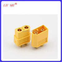 High Quality Lower Price Xt60 Bullet Battery Connector Male/Female