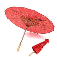 dubai souvenir gift cheap oil paper umbrella cost