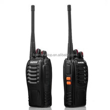 Baofeng BF-888S UHF 400-470MHz 5W Handheld Two-way Ham Radio HT Walkie Talkie