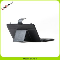 Leather Case Cover & Detachable Wireless Bluetooth Keyboard For Google Nexus 7""