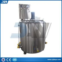 600L Electric heating liquid soap detergent mixer (CE certificate)