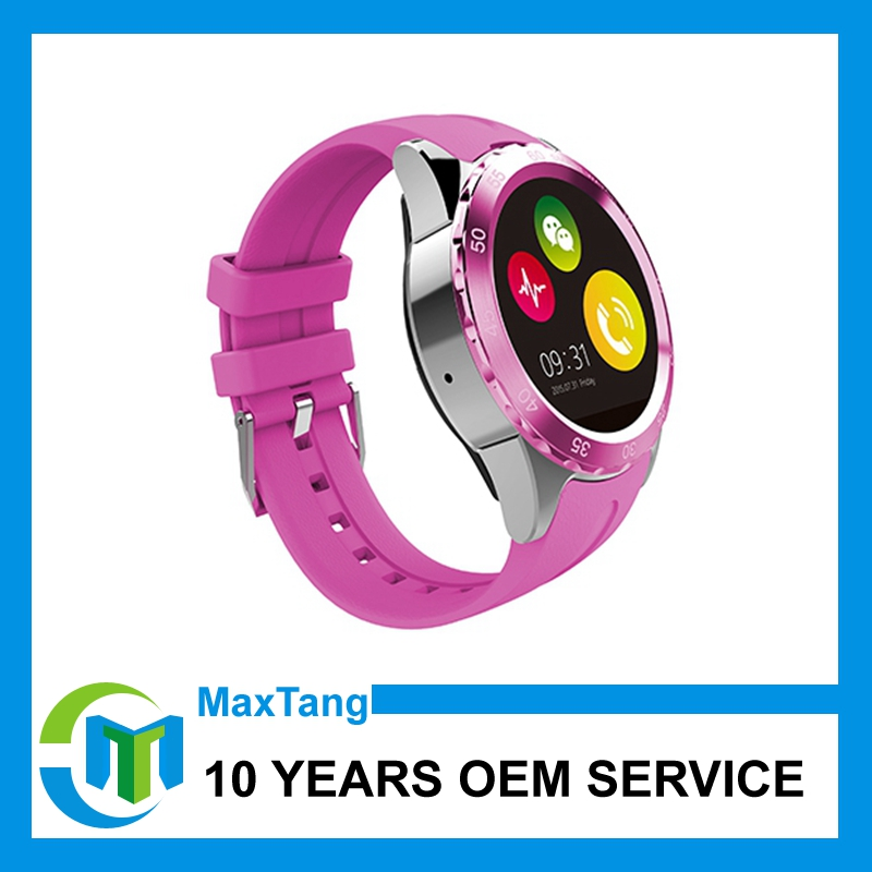 New fashion Andriod phone call 3g smart watch KW08 / GPS 3G wifi smart watch phone
