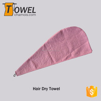 Hair products pva material hair wrap drying towel