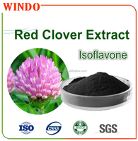 Hot sale Plant extract Red Clover powder/Isoflavones