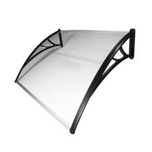 "Polycarbonate Awning / Canopy for door, window and patio. CANOFIX PC-3 (38"")"