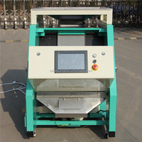 TAIHE CCD Tea color sorter Tea Leaf and Stem extracting machine
