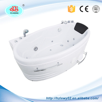 Hot China Products Wholesale Indoor ABS Sitting Large Massage Portable Shower Whirlpool Tub