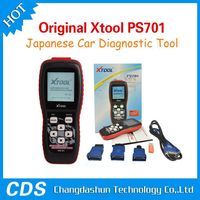 Top-Rated Xtool PS701 OBD2 JP Diagnostic Scanner for Japanese cars