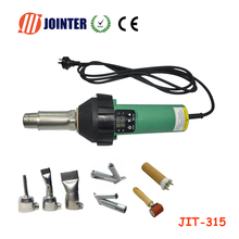 Automatic PVC Plastic Welding Gun , Battery Heat Gun for Wholesale and Retail