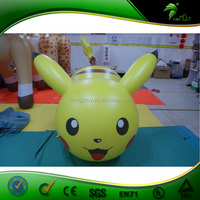 Inflatable Cute laying Cartoon Character Balloon/ Inflatable Japan Inflatable Animal for Sale