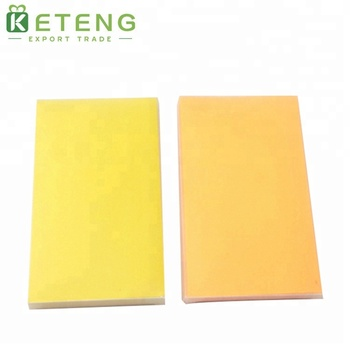High Quality Printed Sticky Notes Pad Memo Sticker