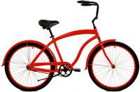 China Custom 26 Inch Chopper Bicycle specialize Beach Cruiser Bike