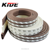 3M adhesive backed rubber seal strip epdm foam door weather strip