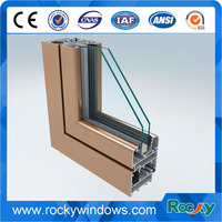 Rocky door frame extruded aluminum extrusion profile