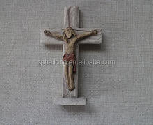 Laser and carved wooden small cross designs